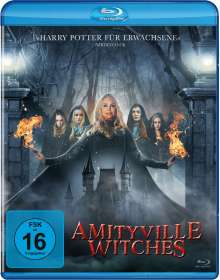 Amityville Witches (Blu-ray), Blu-ray Disc
