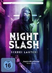 Night Slash - Schrei lauter!, DVD