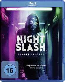 Night Slash - Schrei lauter! (Blu-ray), Blu-ray Disc