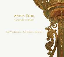 Anton Eberl (1765-1807): Kammermusik für Klarinette, CD
