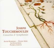 Joseph Touchemoulin (1727-1801): Konzerte & Symphonien, CD
