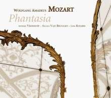 Wolfgang Amadeus Mozart (1756-1791): Grande Sonate für Bassettklarinette & Hammerklavier KV 581, CD