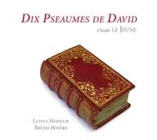 Claude Le Jeune (1528-1600): Dix Psaumes de David (1564), CD