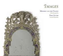 Marin Marais (1656-1728): Images - Pieces für Viola da gamba & Theorbe, CD