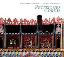 """Motetten """"Petitiones Cordis"""", CD"""
