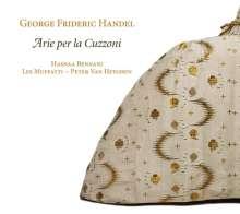 Georg Friedrich Händel (1685-1759): Arien für Cuzzoni, CD