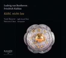 """Friedrich Kuhlau (1786-1832): Musik für Flöte & Klavier - """"Kühl,nicht lau"""", CD"""