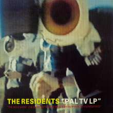 The Residents: Pal TV LP, CD