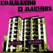 Kommando Marlies: Schön Modern EP (Limited Edition) (Silkscreen Print B-Side), LP