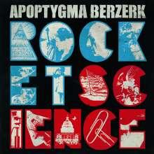 Apoptygma Berzerk: Rocket Science (Limited Edition) (Blue Vinyl), LP
