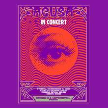Agusa: In Concert 2016, LP