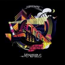 Neonschwarz: Metropolis, 2 LPs