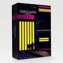 Neonschwarz: Metropolis (Limited Deluxe Edition Box), 3 CDs