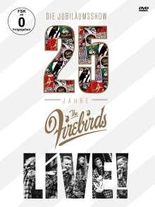The Firebirds: 25 Jahre The Firebirds: Die Jubiläumsshow, DVD