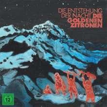 Die Goldenen Zitronen: Die Entstehung der Nacht (180g) (Limited Deluxe Edition) (LP + DVD), LP
