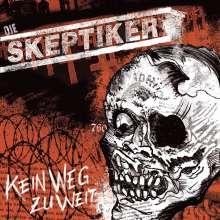 Die Skeptiker: Kein Weg zu weit (Black Vinyl), LP