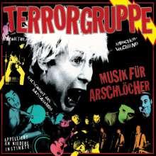 Terrorgruppe: Musik für Arschlöcher (Reissue), LP