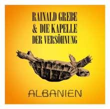 Rainald Grebe: Albanien, 2 LPs