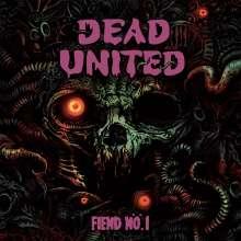 Dead United: Fiend Nö.1, 1 LP und 1 CD