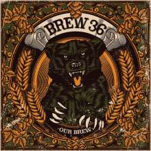 Brew 36: Our Brew, CD