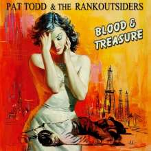Pat Todd & The Rankoutsiders: Blood & Treasure, LP