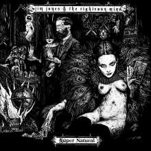 Jim Jones & The Righteous Mind: Super Natural, LP