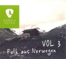 Nordic Notes Vol.3: Folk aus Norwegen, CD