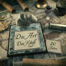 Die Art: Das Schiff (Reissue) (Deluxe Edition), LP
