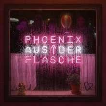 Liedfett: Phoenix aus der Flasche (Pink-Translucent Vinyl), 2 LPs