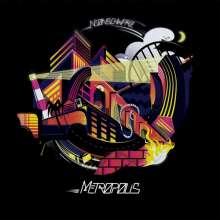 Neonschwarz: Metropolis (Limited Deluxe Edition), 2 LPs