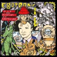 Egotronic: Die richtige Einstellung (Reissue), LP