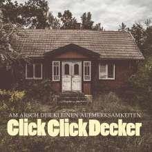 Clickclickdecker: Am Arsch der kleinen Aufmerksamkeiten, CD