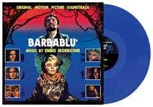 Ennio Morricone (1928-2020): Filmmusik: Barbablu (O.S.T.) (45th Anniversary) (Limited-Edition) (Colored Vinyl), LP
