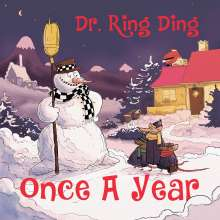 Dr. Ring Ding: Once A Year (Limited-Edition), 2 LPs