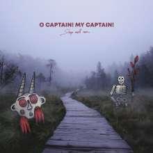 O Captain! My Captain!: Sleep Well Soon (200g) (Cream W/ Black/Red/Blue Splatter Vinyl), LP