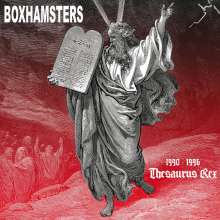 Boxhamsters: Thesaurus Rex, 2 LPs