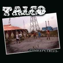 Talco: Combat Circus, CD