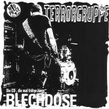Terrorgruppe: Blechdose, CD