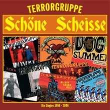 Terrorgruppe: Schöne Scheiße:Die Singles 1998-2098, CD