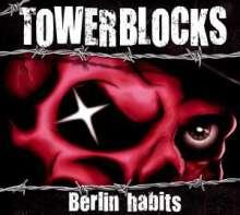 Towerblocks: Berlin Habits, CD