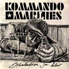 Kommando Marlies: Eskalation ja klar, CD