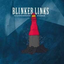 Blinker Links: Achterträger Kronkorken mit Schraube, LP