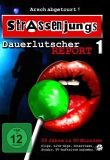 Straßenjungs: Dauerlutscher-Report 1, DVD