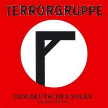Terrorgruppe: Dem deutschen Volke - Singles 1993-1994, LP