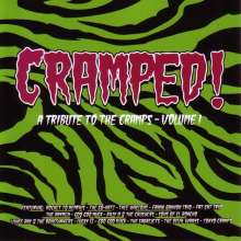 Cramped! A Tribute To The Cramps Vol.1, CD