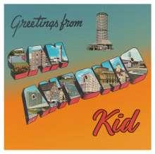 San Antonio Kid: Greetings From San Antonio Kid, LP