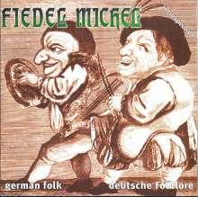 Fiedel Michel: Retrospective, CD