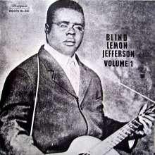 """""""Blind"""" Lemon Jefferson: Volume 1 (Limited Edition), LP"""