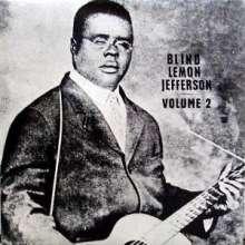 """""""Blind"""" Lemon Jefferson: Volume 2 (Limited-Edition), LP"""