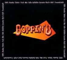 Boppin' B: 100 %, CD